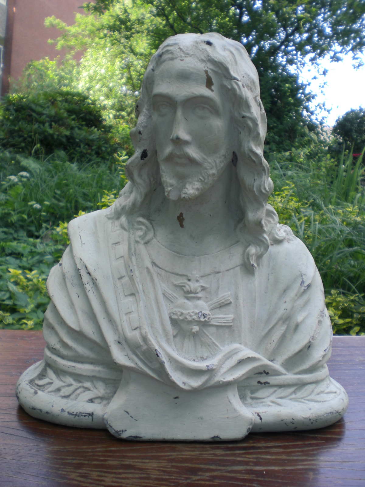 christus buste